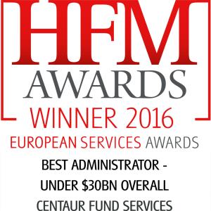 HFM Week Award Winner