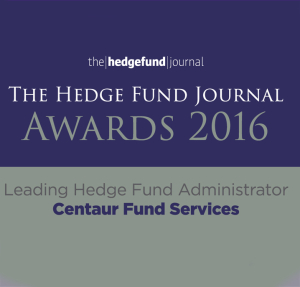 The Hedge Fund Journal Awards 2016 Winner