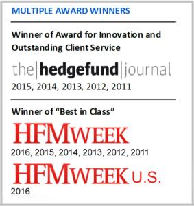hfmweek and the hedgefund journal award winner