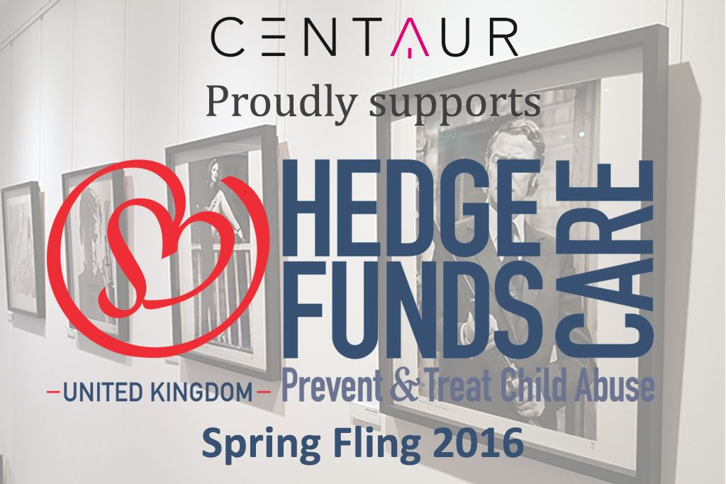 Centaur Proudly Supports Hedge Fund Care's Spring Fling 2016