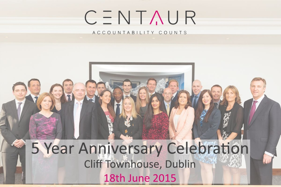 Centaur Team in Dublin