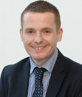 Noel McGrath Head of Investor Services
