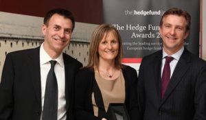 Leading Innovator in Hedge Fund Administration at HFJ Awards