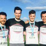 Centaur team at Dublin staff relay