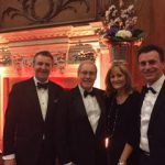 Founding Partners of Centaur with US ambassador to Ireland Kevin O' Malley