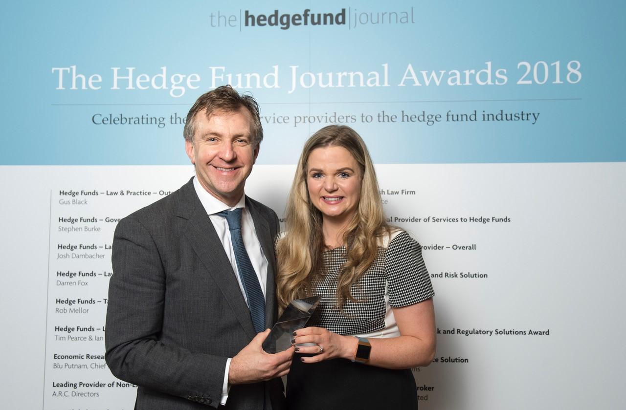 Centaur - Leading Hedge Fund Administrator
