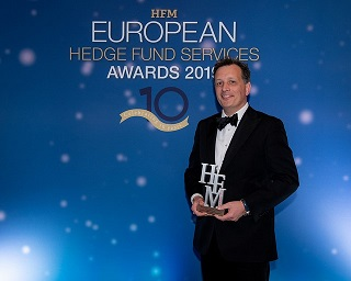 Centaur named best in Client Service at HFM European awards