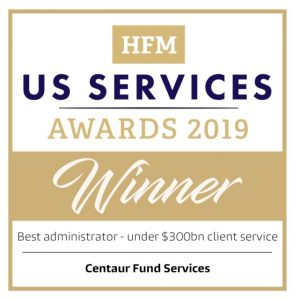 US Services Awards 2019 winner