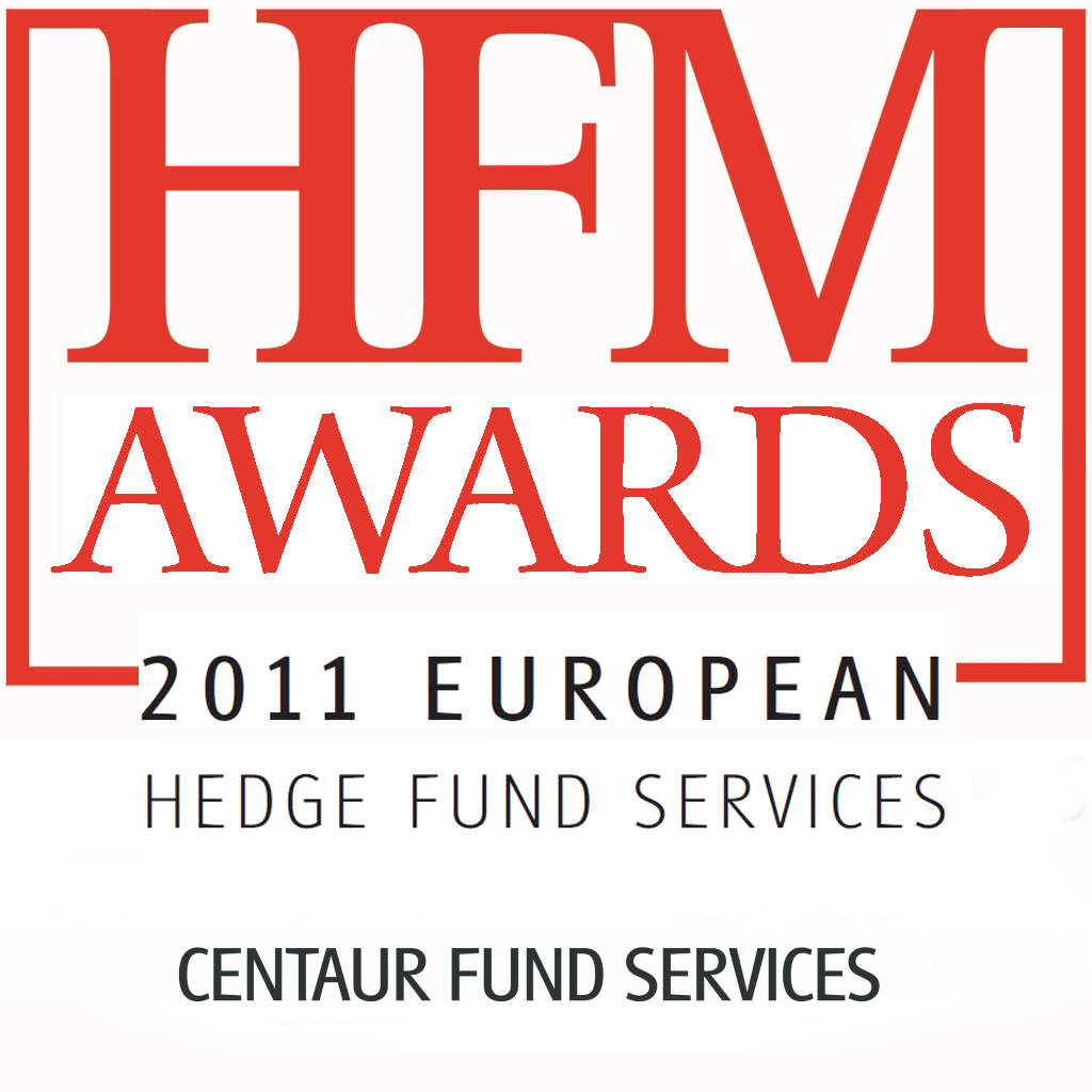 HFMWeek 2011 Hedge Fund Services winner