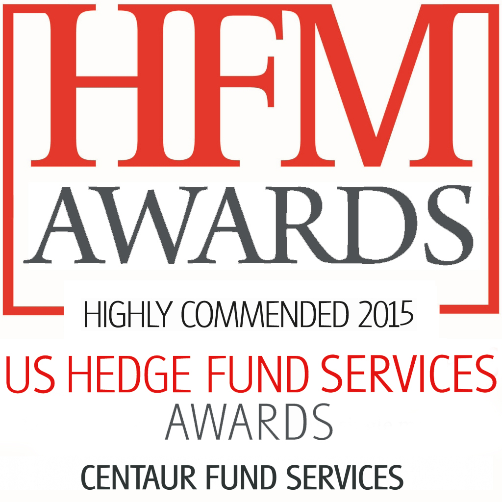 HFMWeek US Hedge Fund Services awards - Highly commended
