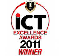 ICT Excellence Awards 2011 WInner