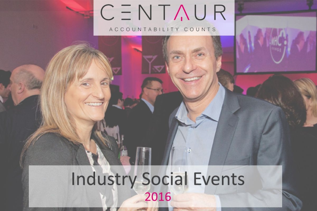 Industry social events 2016
